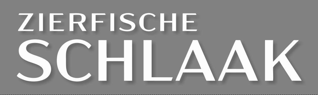 Zierfische Schlaak-Logo